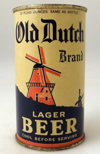 Vintage beer brands can