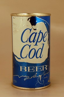 Cape Cod Beer Can