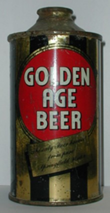 Golden Age Beer Can