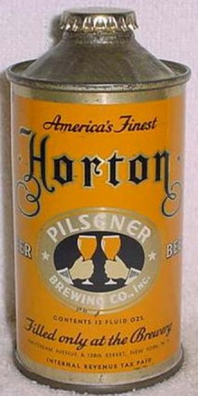 Horton Beer Can