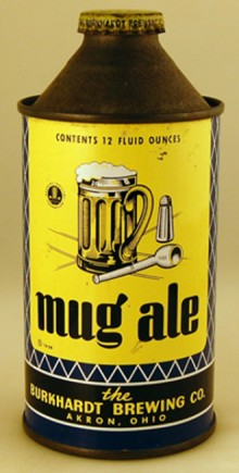 Mug Ale Beer Can