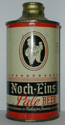 Noch Eins Pale Beer Can