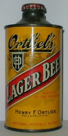 Ortliebs Lager Beer Can