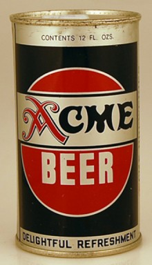 Acme Beer Can