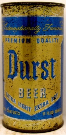 Durst Beer Can