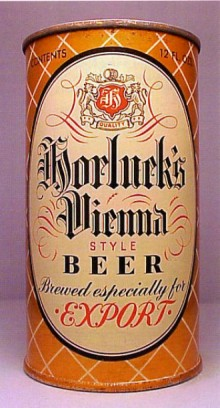 Horlucks Vienna Export Beer Can