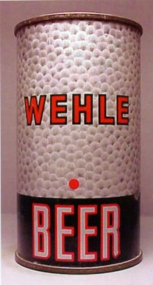 Wehle Beer Can