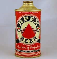 Apex Beer Can